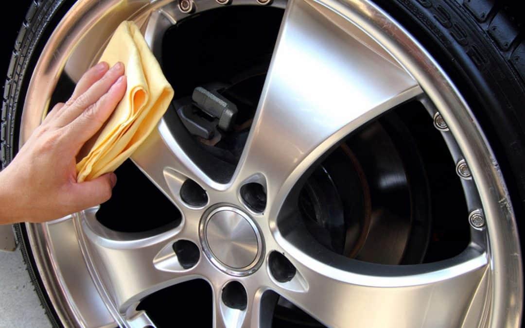6 Cara Membersihkan Velg Mobil Dengan Mudah